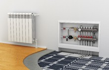 オール電化で床暖房