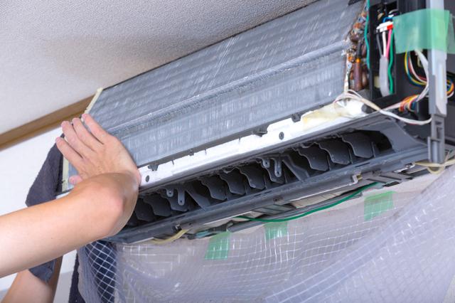 エアコン クリーニング   エアコンクリーニングの種類と方法