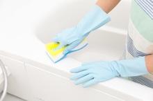 ユニットバス(お風呂)を綺麗に保つ掃除方法