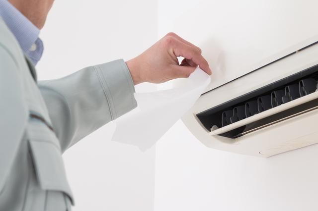 エアコン クリーニング   エアコンクリーニングの注意点