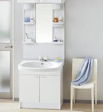 TOTO(トートー)のシンプルでコンパクトな洗面化粧台「Bシリーズ」の特徴