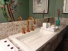 ノーリツの洗面化粧台、「キューボ」の特徴