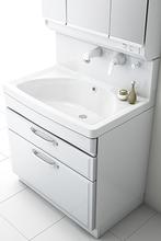 タカラスタンダードのコストパフォーマンスにも優れた洗面化粧台「オンディーヌ」の特徴