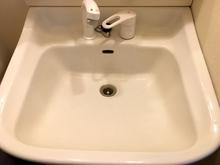 シンプルで使いやすい洗面化粧台 パナソニックの「エムライン」