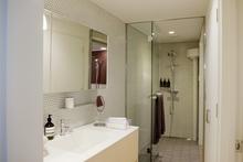 タカラスタンダードのジャストサイズで設置できる洗面化粧台「リジャスト」の特徴