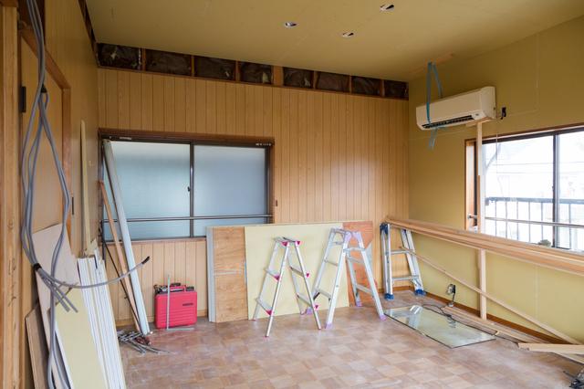 内装 修理 | 「民泊」の内装リフォームのポイントと注意点
