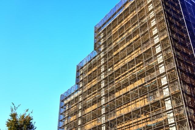 外壁塗装 | マンションの大規模修繕を行うタイミング