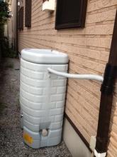 節水に!防災に!ご自宅に雨水タンクを設置してみませんか?