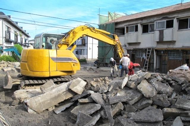 解体工事の流れを徹底解説! 業者の選びから工事後に必要なことまで ...
