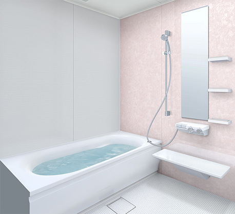 お風呂の色