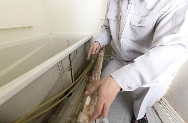排水管の工事