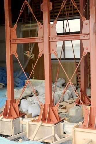 耐震工事の補助金