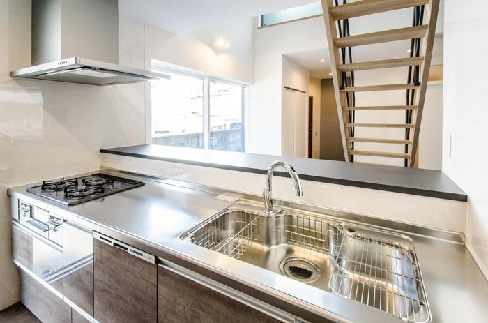 キッチン(台所)の詰まりや水漏れ