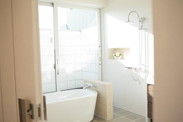 浴室 モルタルリフォーム