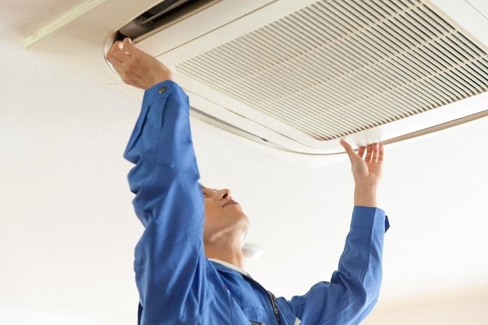 空調設備の修理・修繕