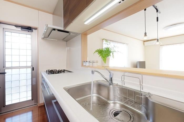 キッチン 壁