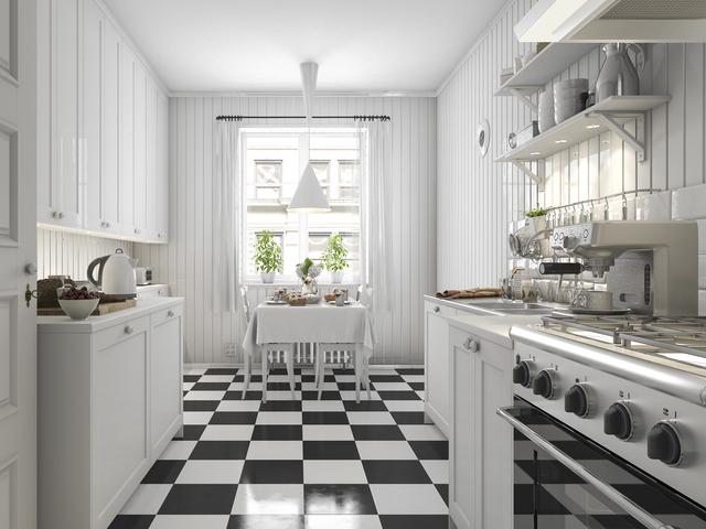キッチンのコンセント増設
