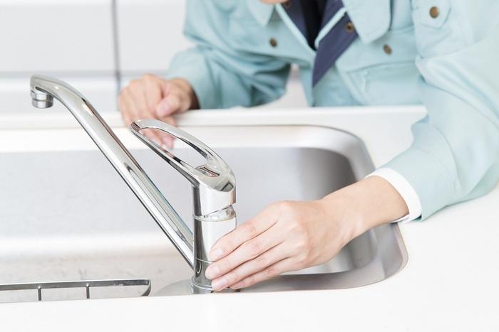 キッチン 浄水器