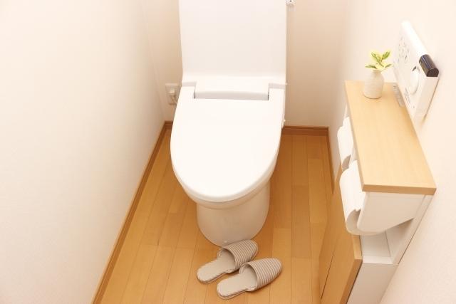 マンション トイレ交換
