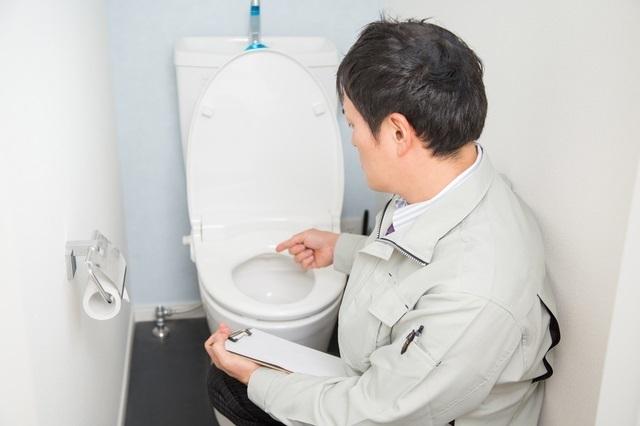 トイレ 工期