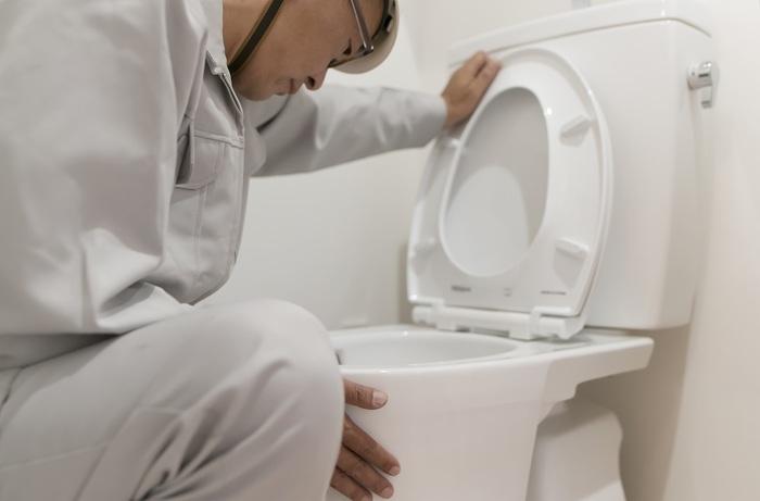 トイレ 詰まり